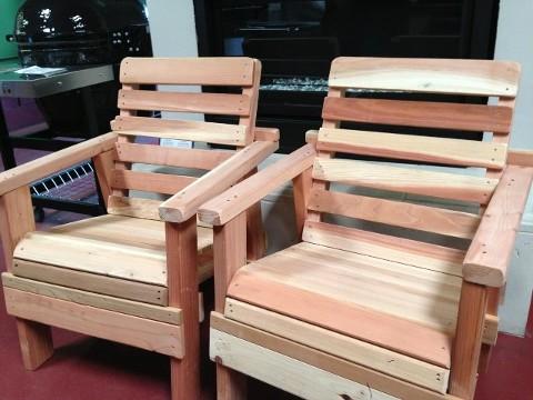 Redwood U0026 Cedar Chairs